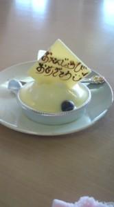 誕生日ケーキ2012