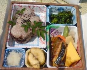 普通食の弁当